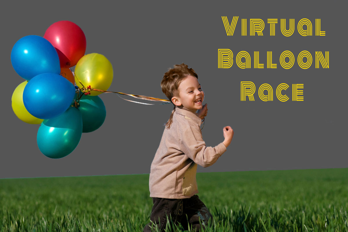 Virtual Balloon Race